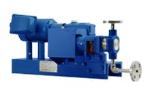 Plunger type metering pump SKA series