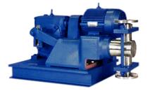 Plunger type metering pump SKC series